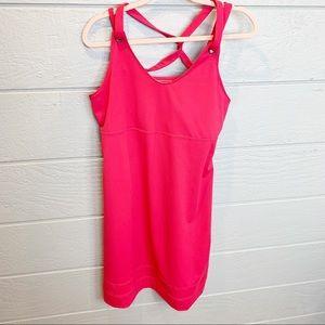 Merrell Cross Back Lightweight Midi Sun Dress